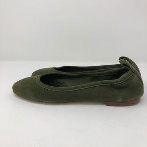 97c57f1cae1 Tory Burch Shoes - TORY BURCH THERESE BALLET FLATS SZ8.5